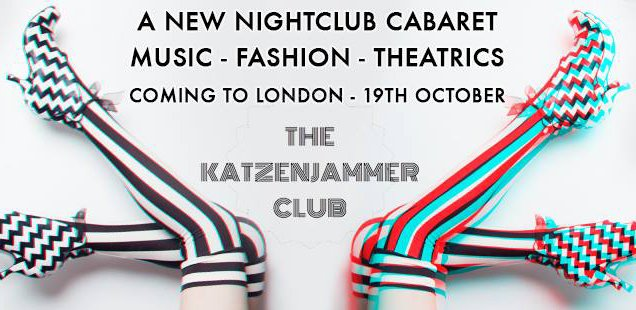 Katzenjammer Club | London To Do List | todolist.london