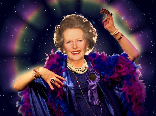 Margaret Thatcher Queen of Soho - London Christmas Shows