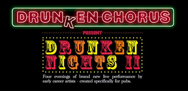 New Theatre Shorts from Drunken Chorus