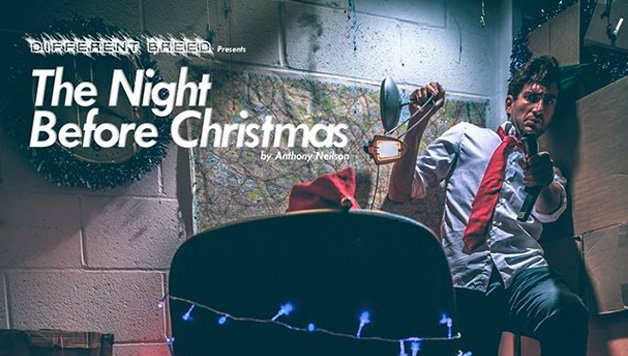 the night before christmas - London Christmas Shows