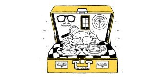 WIN! A Gingerline Spy Adventure - Food, Fun & Secret Missions
