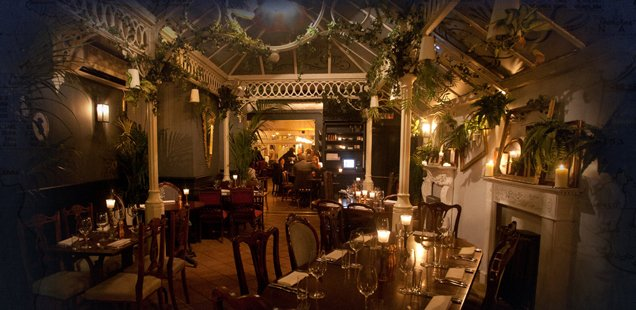 Eating Out in December? A Guide to Offbeat London Restaurants by Great Little Place