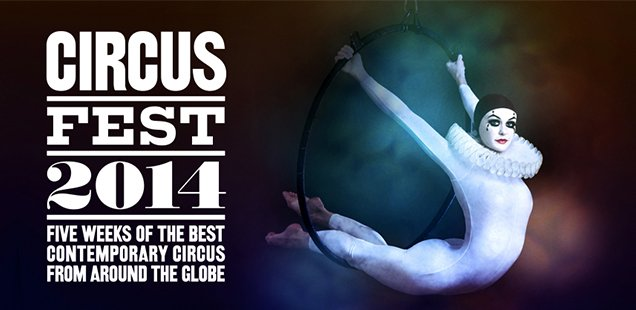 CircusFest is back for 2014 at the Roundhouse