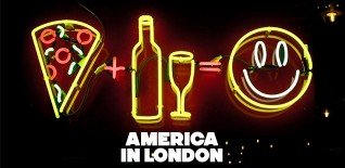 America in London - Superbowl, Burgers, Diners, Corndogs, Bowling & More - Updated 2016
