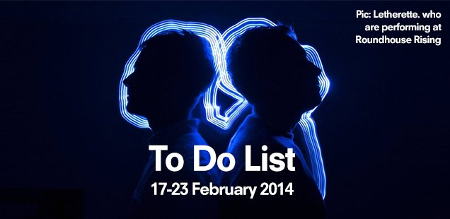 London To Do List – 17-23 February