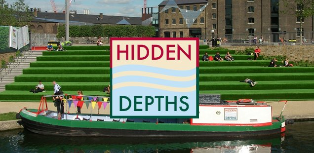 Treat someone special to Hidden Depths Canal Cruises