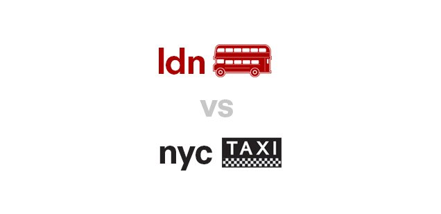 London vs New York To Do List – 31 March - 6 April 2014