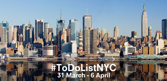 #ToDoListNYC - We're Going TRANSATLANTIC - Win A New York Gift!