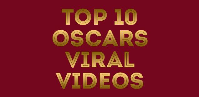 Top Ten Viral Videos in Oscar History + Oscars 2014 Contenders