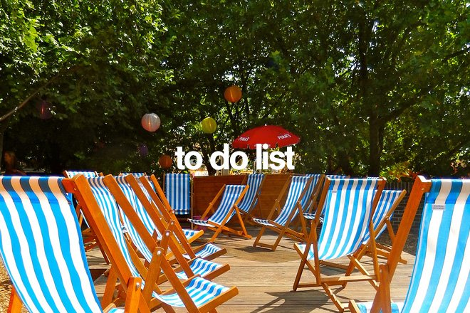 London To Do List – 19-25 May 2014