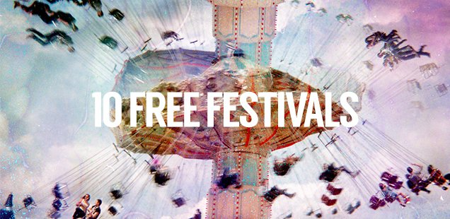 10 Free Festivals in London this Summer