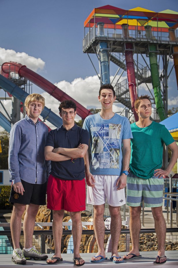 Is Australia ready for The Inbetweeners?