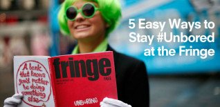 How To Have A Great Time at the Edinburgh Fringe Festival 2014