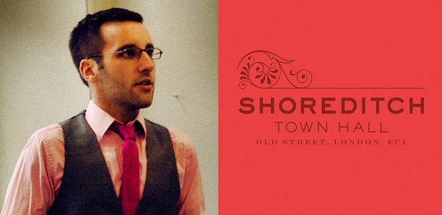 Interview: James Pidgeon, Producer at Shoreditch Town Hall