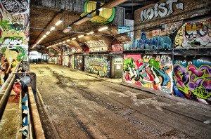 Leak Street Grafiti