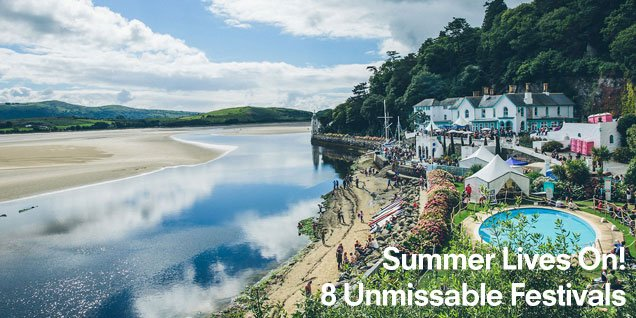 Our Pick of the Best Late Summer Festivals in the UK
