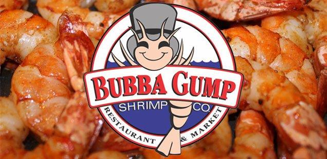 Shrimp Lovers Rejoice - Bubba Gump Arrives in London