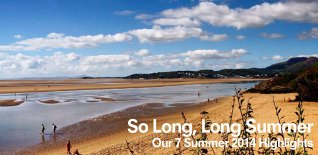 So Long, Long Summer - 7 Things We Loved This Summer