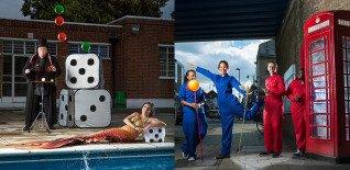 5 Amazing Fun Palaces in London