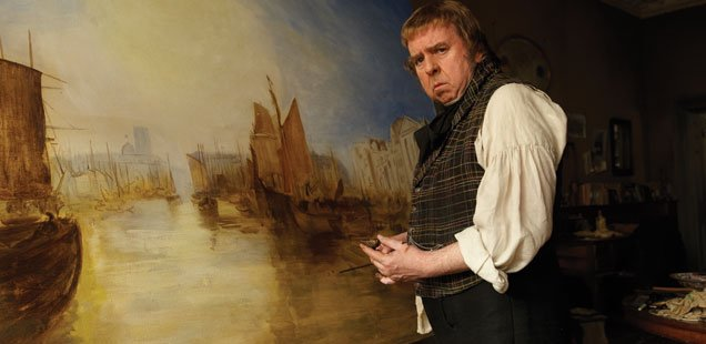 #LFF14 Review: Mr Turner
