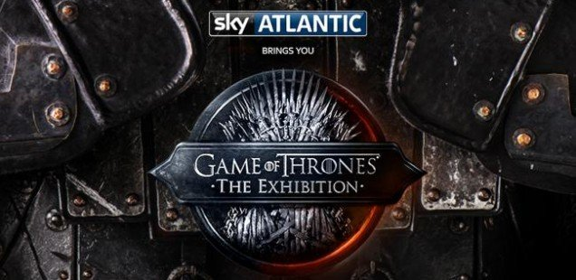 Free Tickets for Game of Thrones: The Exhibition