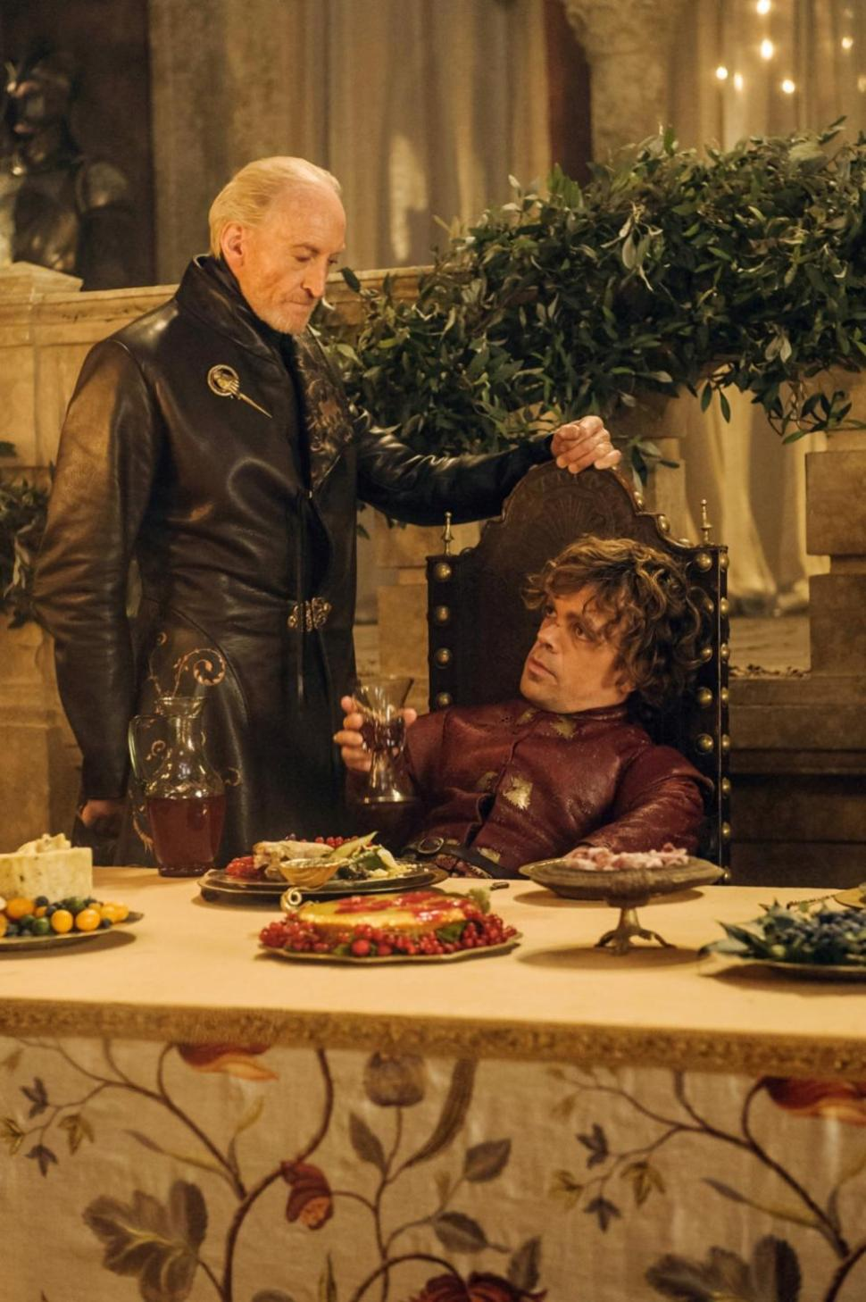 All Men Must Dine - Game of Thrones Pop-up Restaurant