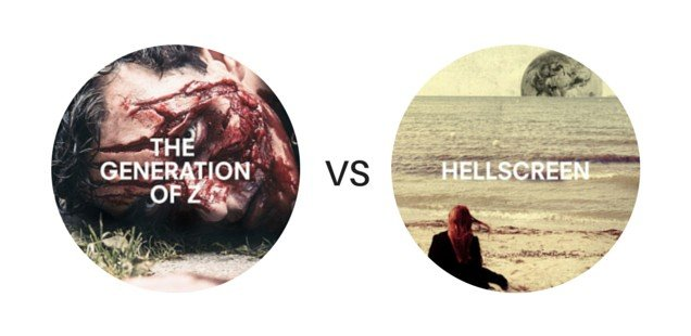 Hellscreen vs The Generation of Z - Horror is coming to London