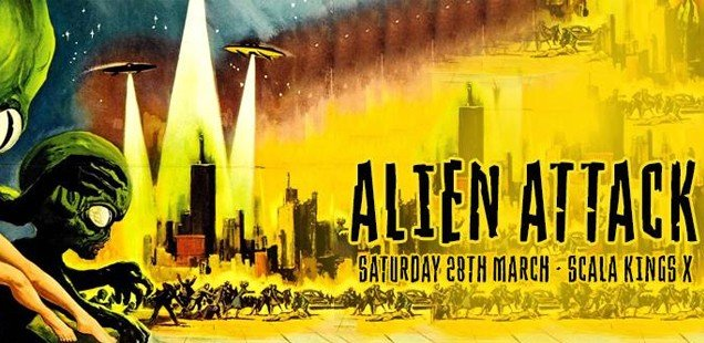 The End of the World Party | Unusual Things To Do in London, 23-29 March 2015