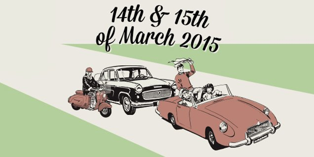 Classic Car Boot Sale | Unusual Things To Do in London, 9-15 March 2015