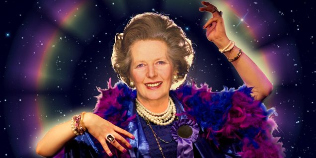 Margaret Thatcher Queen of Soho | Unusual Things To Do in London, 16-22 March 2015