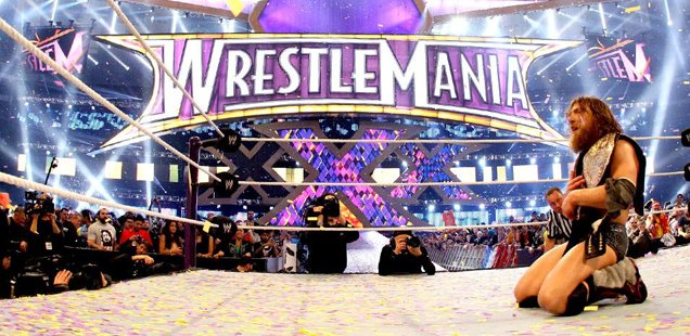 Wrestlemania 31 | Unusual Things To Do in London, 23-29 March 2015