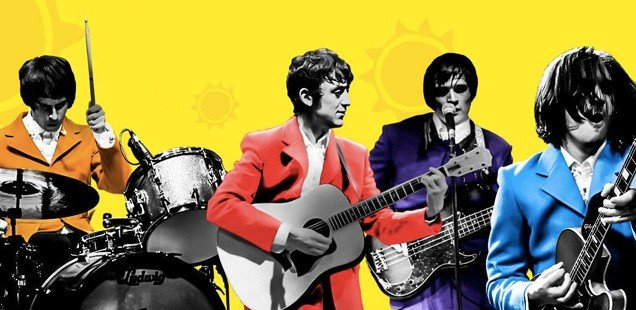Get best available seats for £15 to Sunny Afternoon (usually up to £59.50)