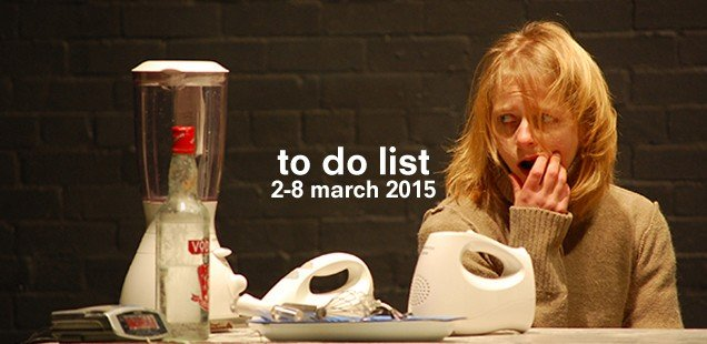Unusual Things To Do in London This Week | 2-8 March 2015