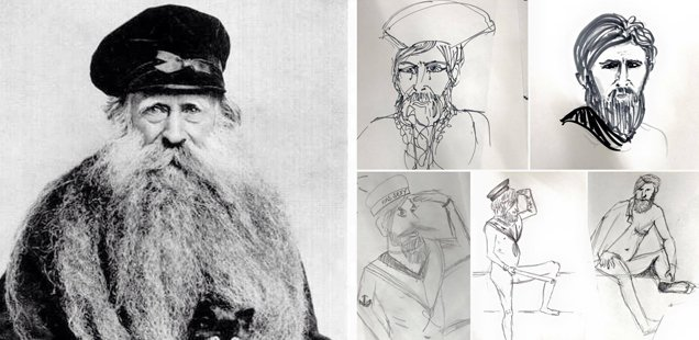 Beards | Unusual Things To Do in London, 27 April - 3 May