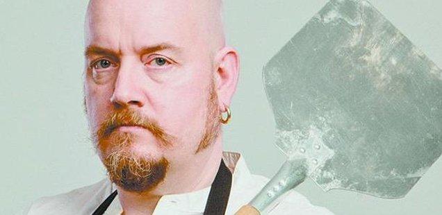 George Egg - Anarchist Cook | Brighton Fringe 2015