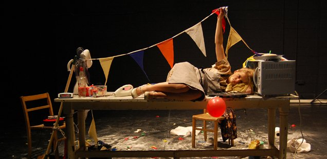 Vincent Dance Theatre | Brighton Festival 2015