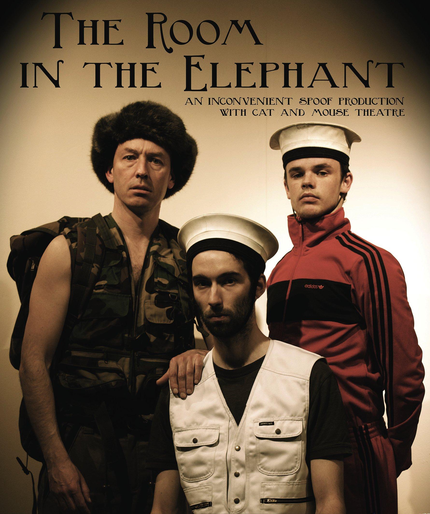 The Room in the Elephant | Brighton Fringe 2015