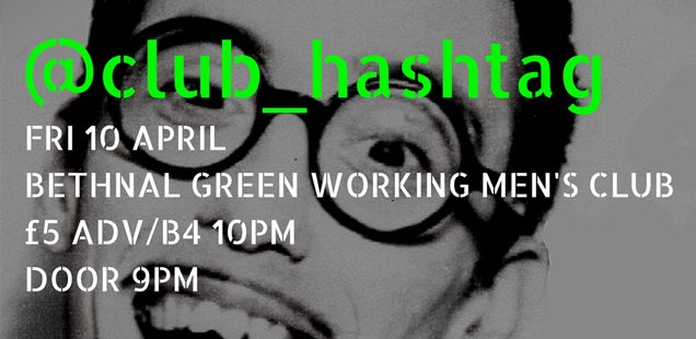 #Hashtag   Unusual Things To Do in London, 6-12 April