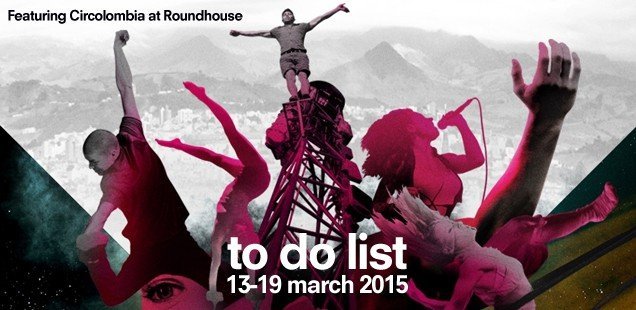 Unusual Things To Do in London, 13-19 April