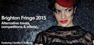 Brighton Fringe 2015