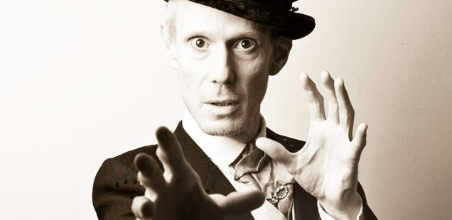 The Singing Hypnotist | Unusual Things To Do in London, 15-17 May