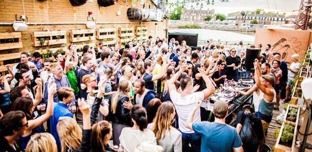 Our Guide To The Best London Outdoor Pop-Ups! Updated for 2016