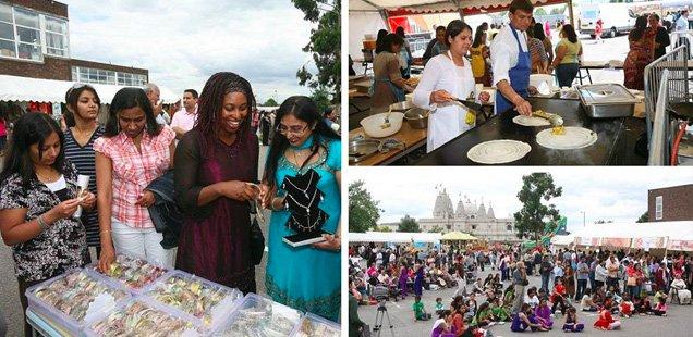 The Swaminarayan School Fair | Unusual Things To Do in London, 15-21 June