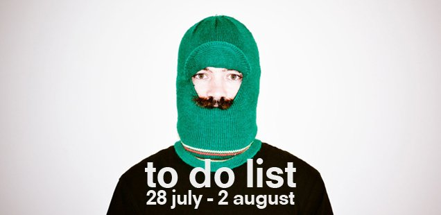 Unusual Things To Do In London This Week | 28 July – 2 August 2015