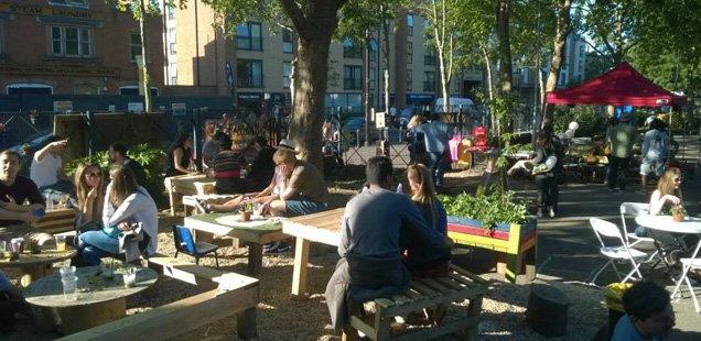 Granville Market Brixton