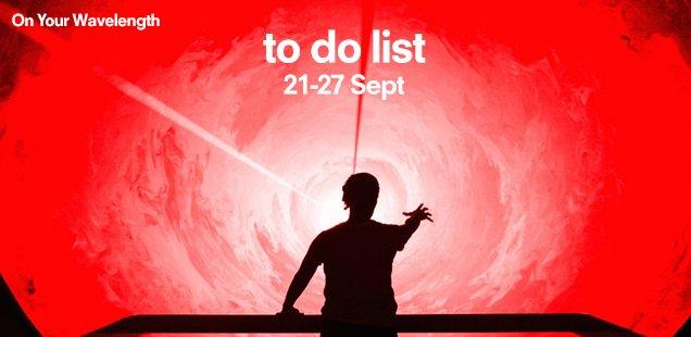Unusual Things To Do In London This Week | 21-27 September 2015