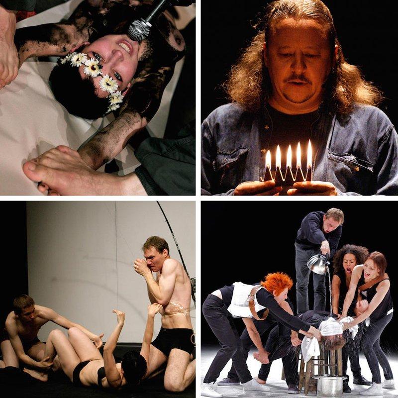 Belarus Free Theatre - Staging a Revolution