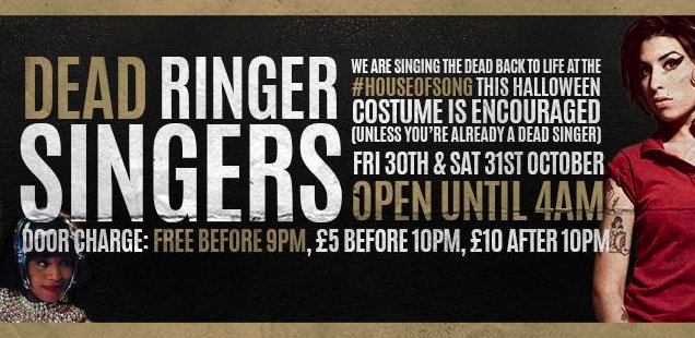 dead ringer singers - The Piano Works