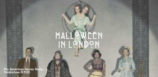 unusual things to do in london - halloween