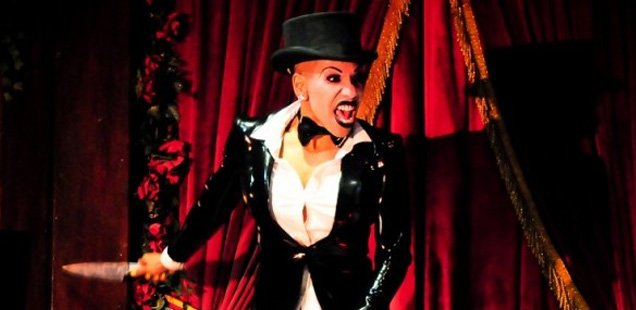 spooks halloween cabaret